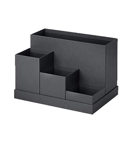 DESK_ACCESSORIES-IKEA T-JENA_ORGANIZER SCHWARZ
