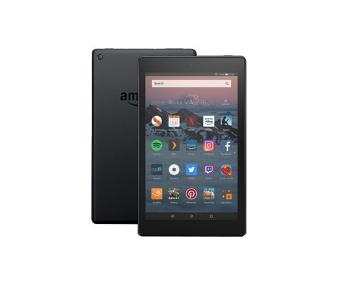 FIRE HD TABLET_AMAZON