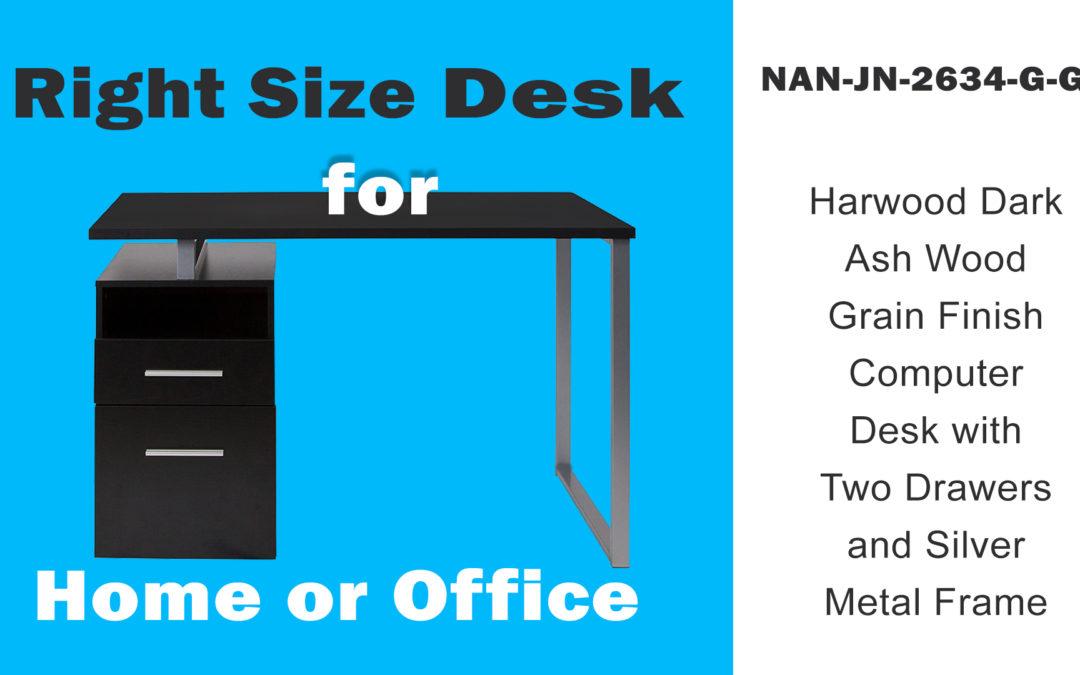 Harwood-Dark-Ash-Wood-Computer-Desk